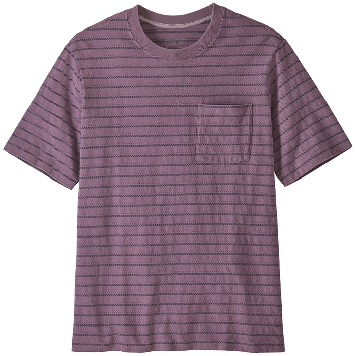 Patagonia - Organic Cotton Midweight Pocket T-Shirt