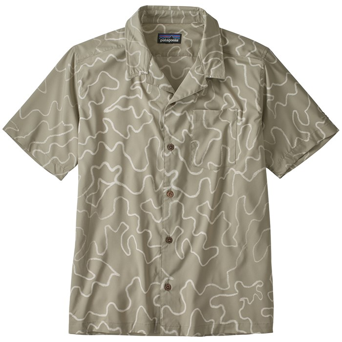 Patagonia - Stretch Planing Hybrid Short-Sleeve Shirt