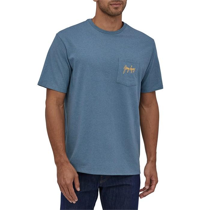Patagonia - Gerry Lopez Pocket Responsibili-Tee T-Shirt