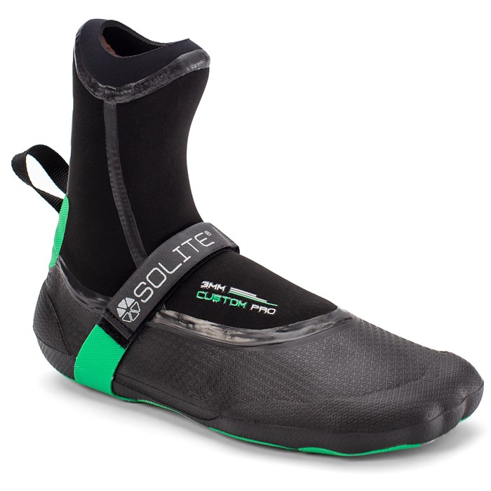 Solite - 3mm Custom Pro Wetsuit Booties