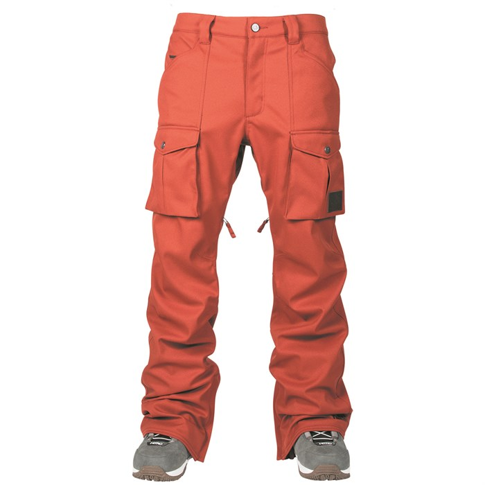 L1 - Slim Cargo Pants