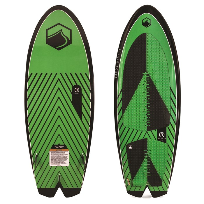 Liquid Force - Rocket Wakesurf Board - Blem 2019