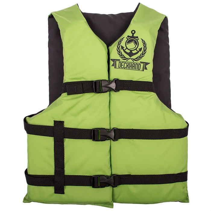 Liquid Force - Captain Scallywag CGA Life Vest 4 Pack 2019