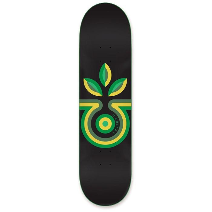 Habitat - Striped Bloom 8.25 Skateboard Deck