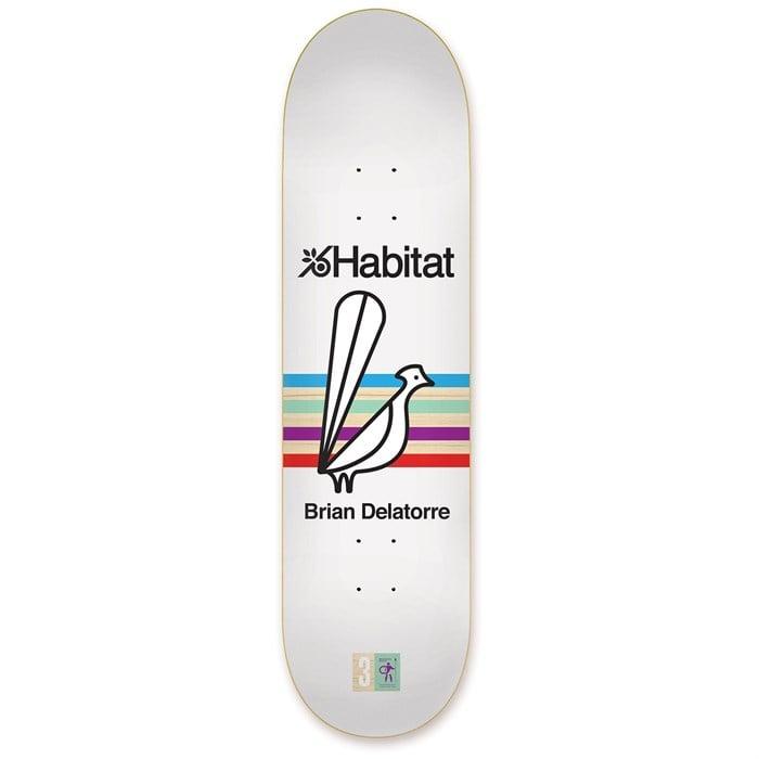 Habitat - Delatorre Quartus Series 7.875 Skateboard Deck