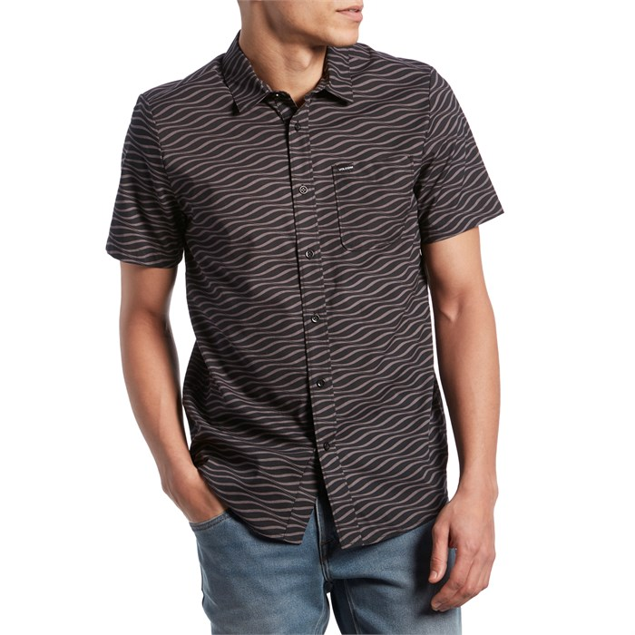 Volcom - Levstone Vibes Short-Sleeve Shirt