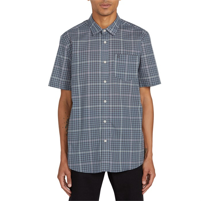 Volcom - Kelso Plaid Short-Sleeve Shirt