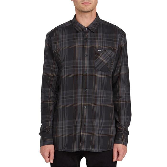 Volcom - Bassment Flannel Long-Sleeve Shirt