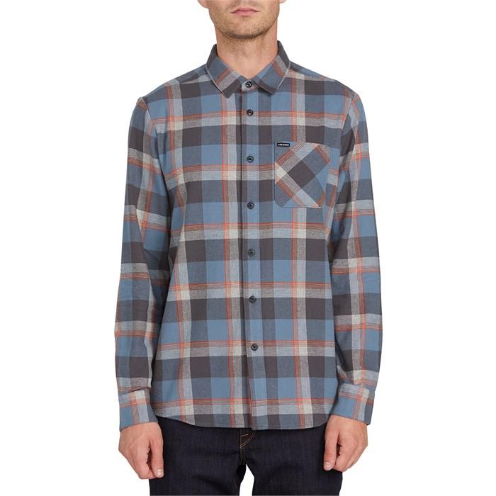 Volcom - Caden Plaid Long-Sleeve Shirt