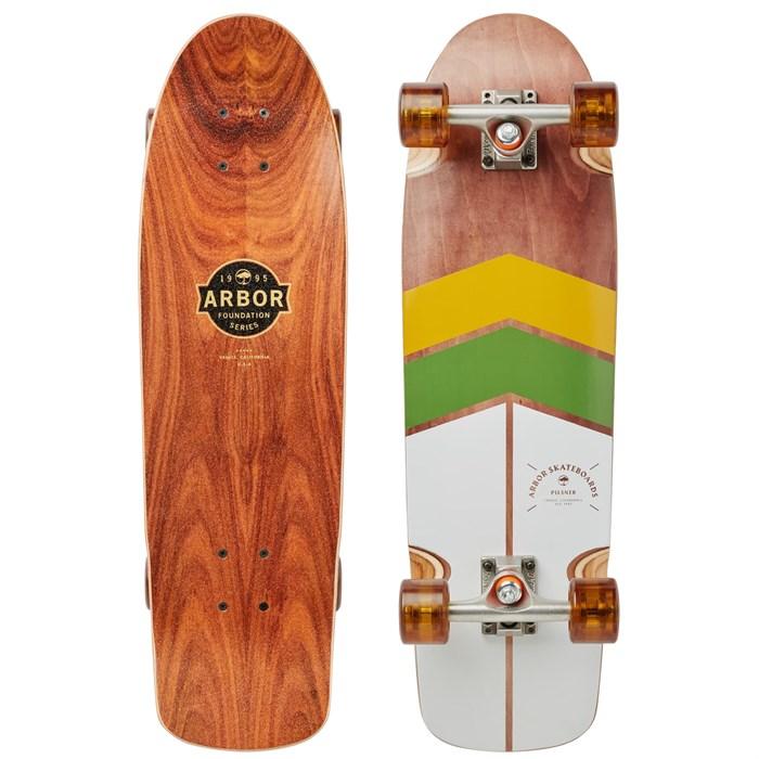Arbor - Pilsner Foundation Cruiser Skateboard Complete