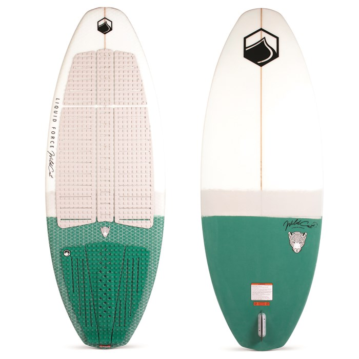 Liquid Force - Wildcat Wakesurf Board 2020
