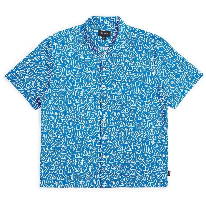 Brixton - Lovitz Short-Sleeve Shirt