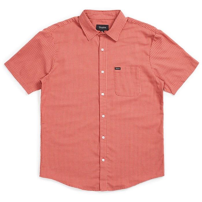 Brixton - Charter Plaid Short-Sleeve Shirt
