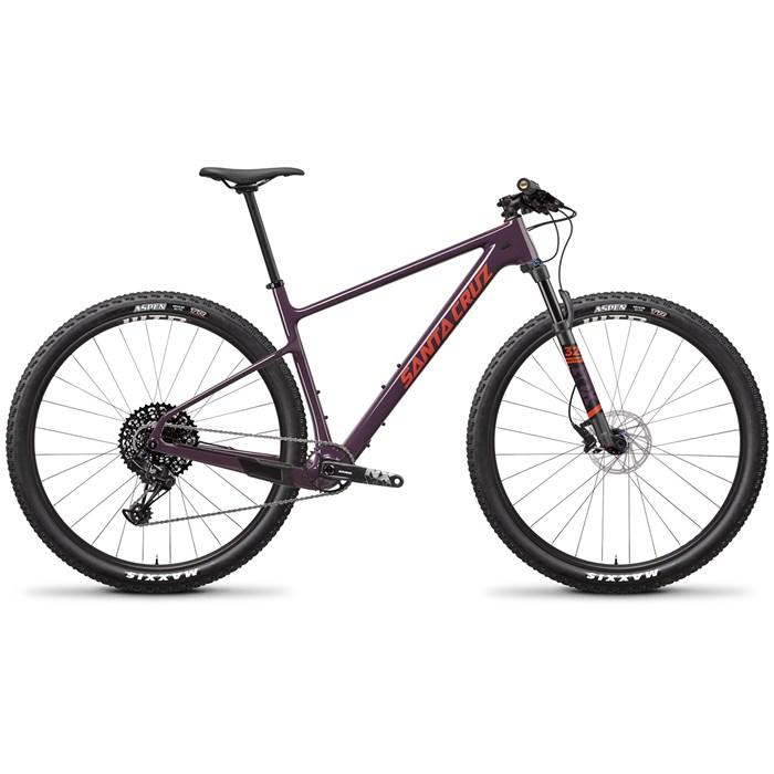 Santa Cruz Bicycles - Highball C R Complete Mountain Bike 2019