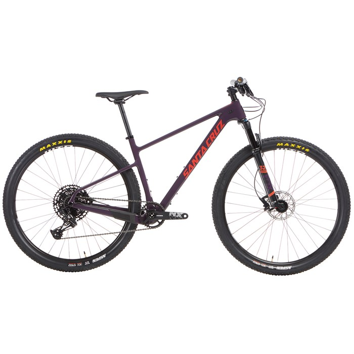 Santa Cruz Bicycles - Highball C R Complete Mountain Bike 2019