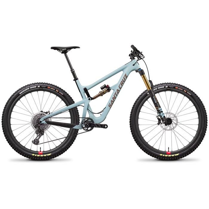 Santa Cruz Bicycles - Hightower LT CC XX1 Reserve Complete Mountain Bike 2019