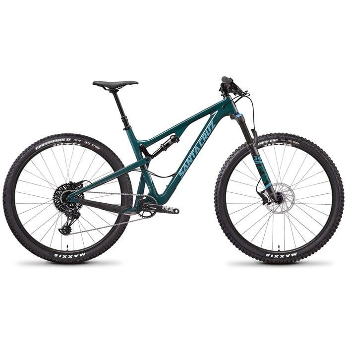 Santa Cruz Bicycles - Tallboy C R Complete Mountain Bike 2019