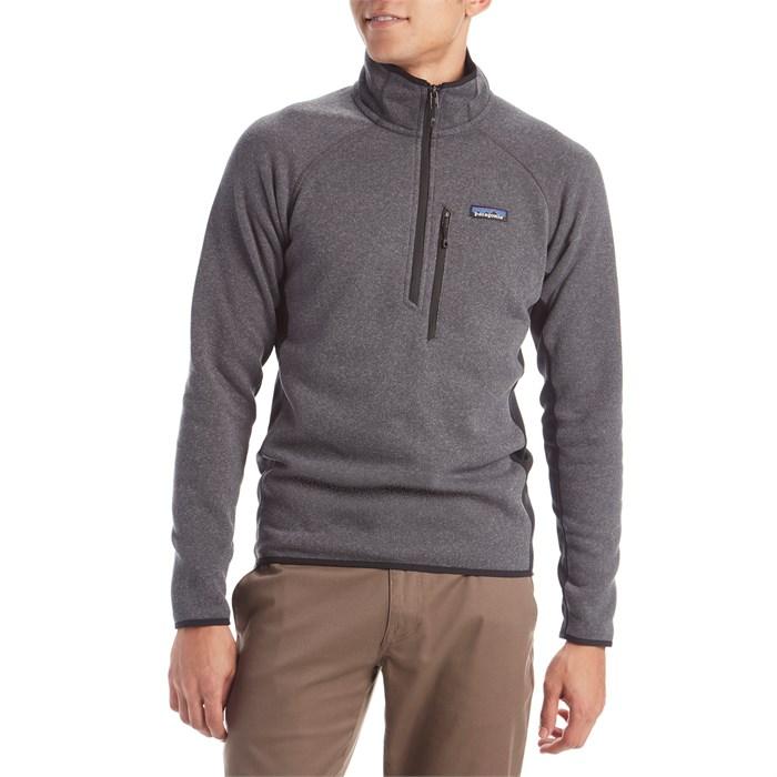 Patagonia - Performance Better Sweater® 1/4 Zip Fleece Jacket