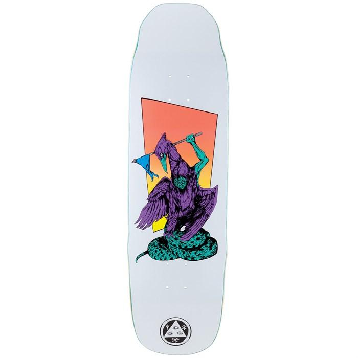 Welcome - Twenty Eyes on Sledgehammer 9.0 Skateboard Deck