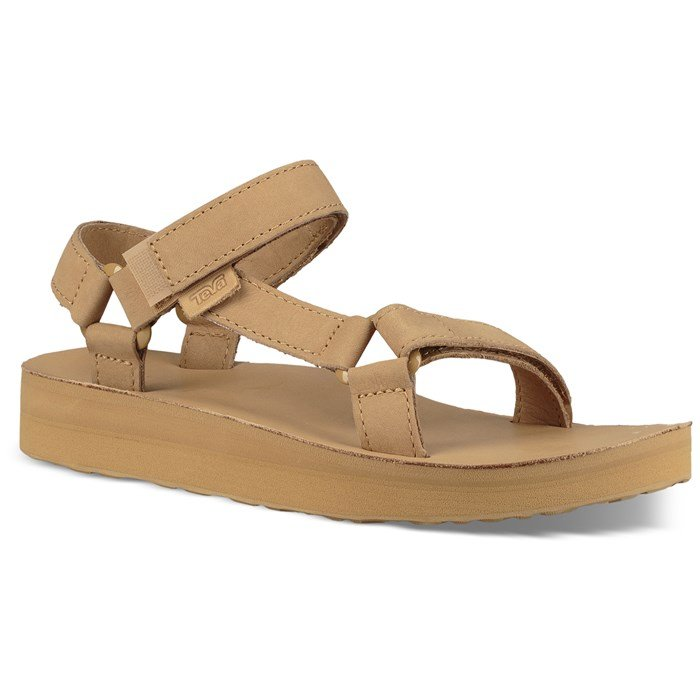 Teva - Midform Universal Leather Sandals - Women's