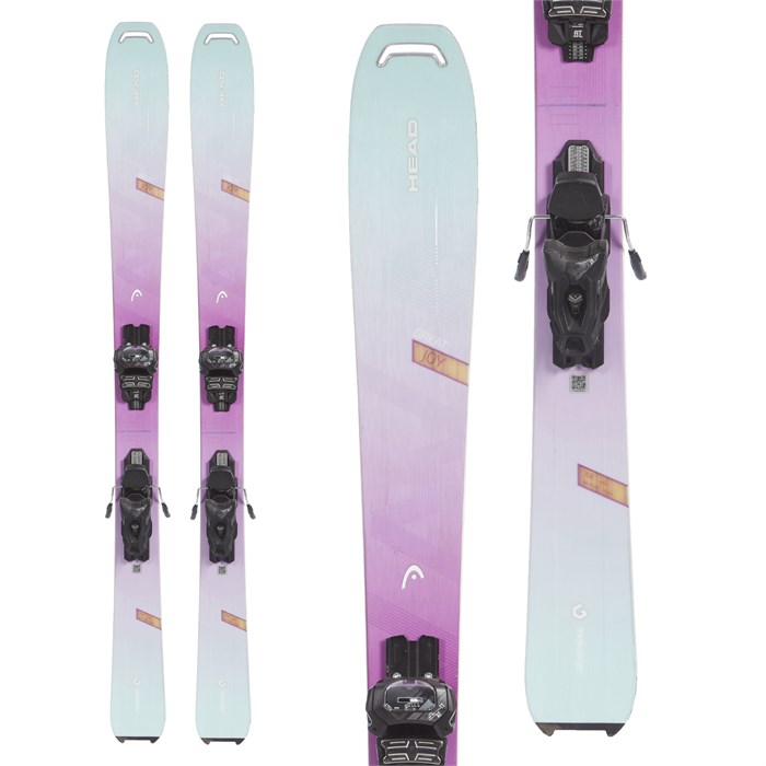 Head Great Joy Skis + Tyrolia Attack 11 Demo Bindings