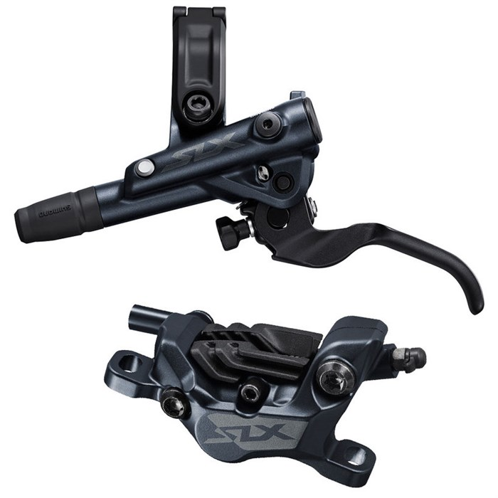 Shimano - SLX BR-M7120 Hydraulic Disc Brake with Metal Pad