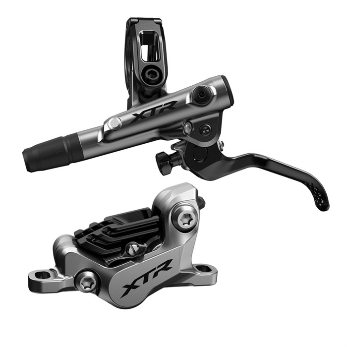 Shimano - XTR BR-M9120 Hydraulic Disc Brake with Metal Pad