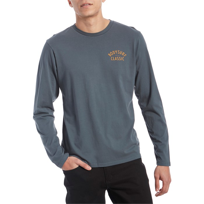 Mollusk - Body Surf Classic Long-Sleeve T-Shirt