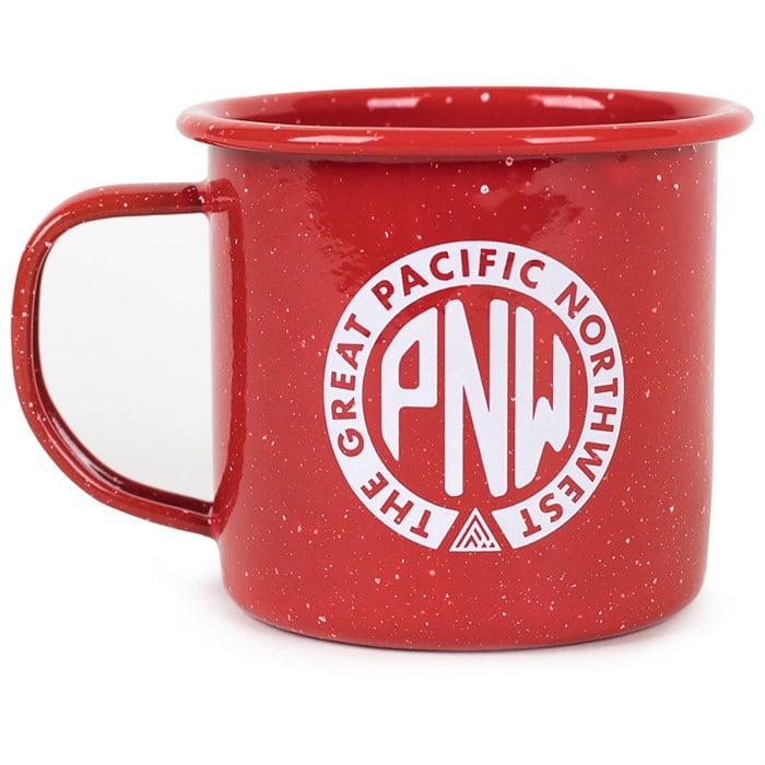 The Great PNW - Union Enamel Mug
