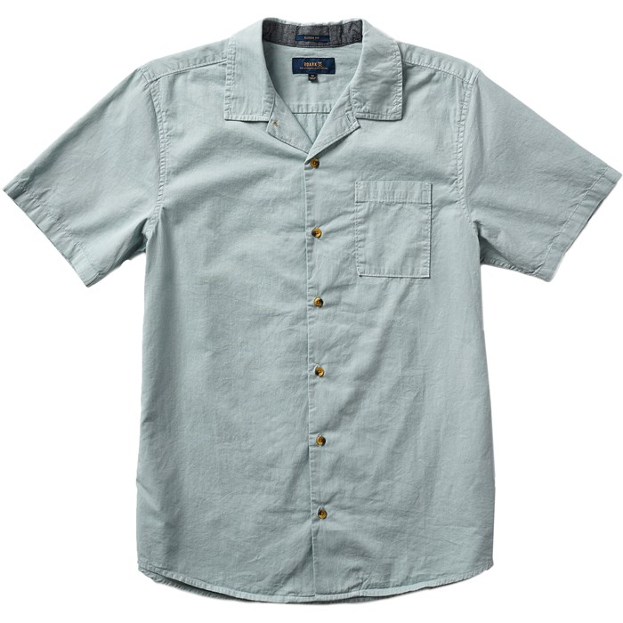 Roark - Well Worn Organic Cotton Short-Sleeve Shirt