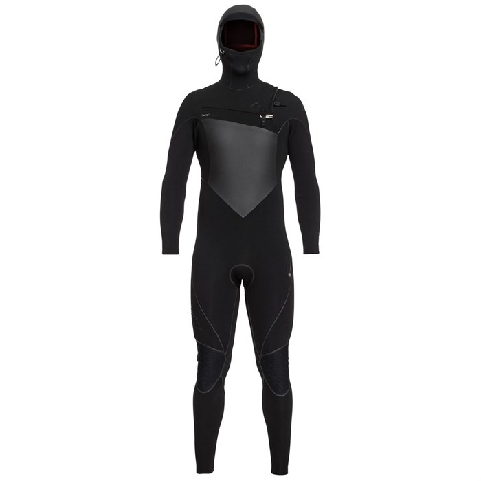 Quiksilver - 5/4/3 Highline + Hooded Wetsuit