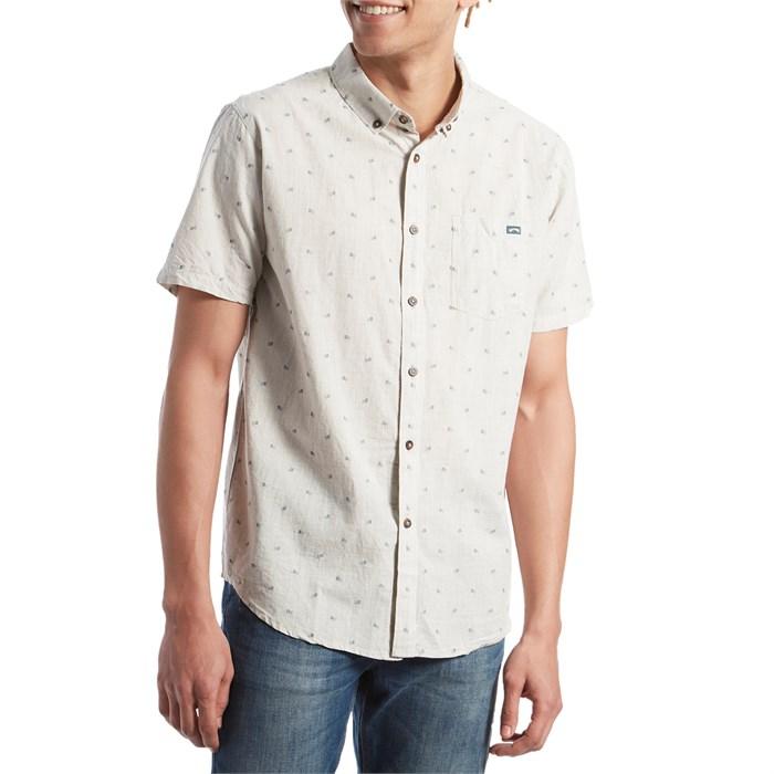 Billabong - All Day Jacquard Short-Sleeve Shirt