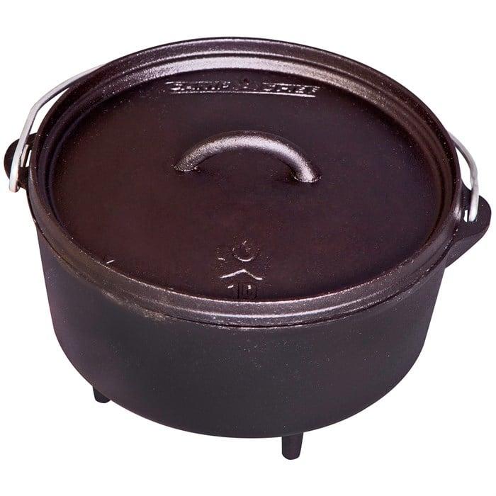"Camp Chef - 10"" Deep Dutch Oven"