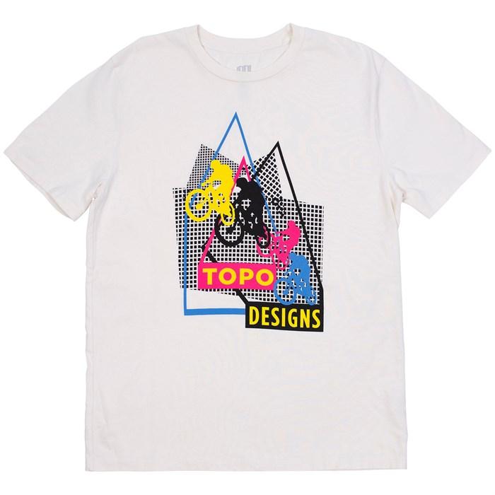 Topo Designs - Bikes T-Shirt
