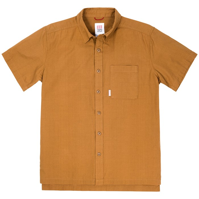 Topo Designs - Route Short-Sleeve Shirt
