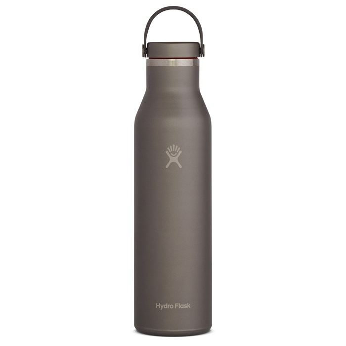 Hydro Flask - 21oz Ultralight Titanium Standard Mouth Water Bottle