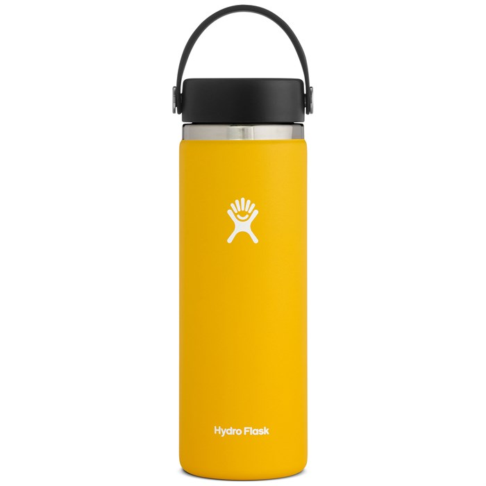 Hydro Flask - 20oz Wide Mouth Water Bottle