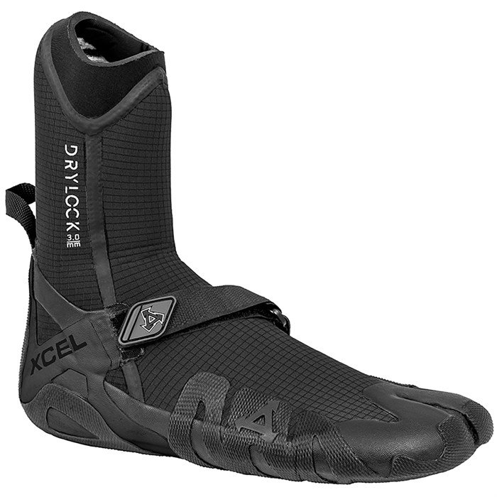 XCEL - 3mm Drylock Split Toe Wetsuit Boots