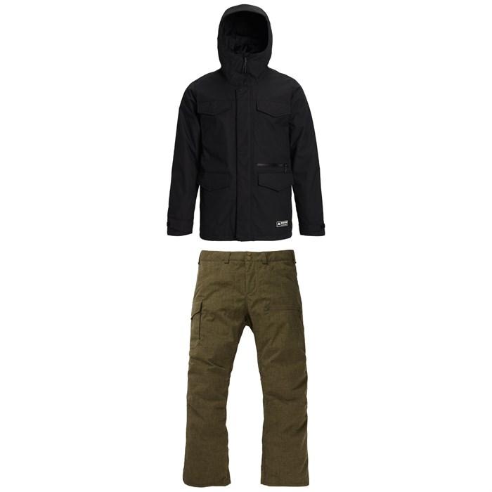 Burton - Covert Insulated Jacket + Pants