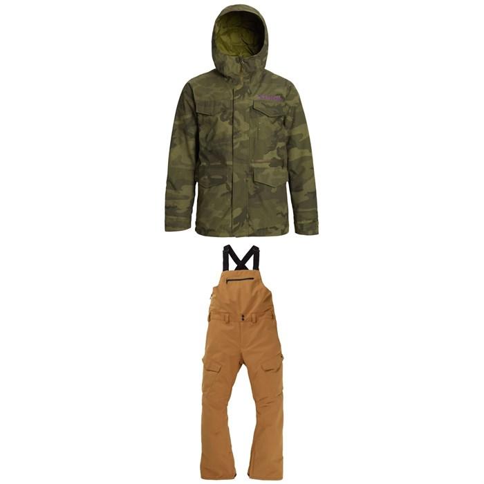 Burton - Covert Insulated Jacket + Reserve Bibs