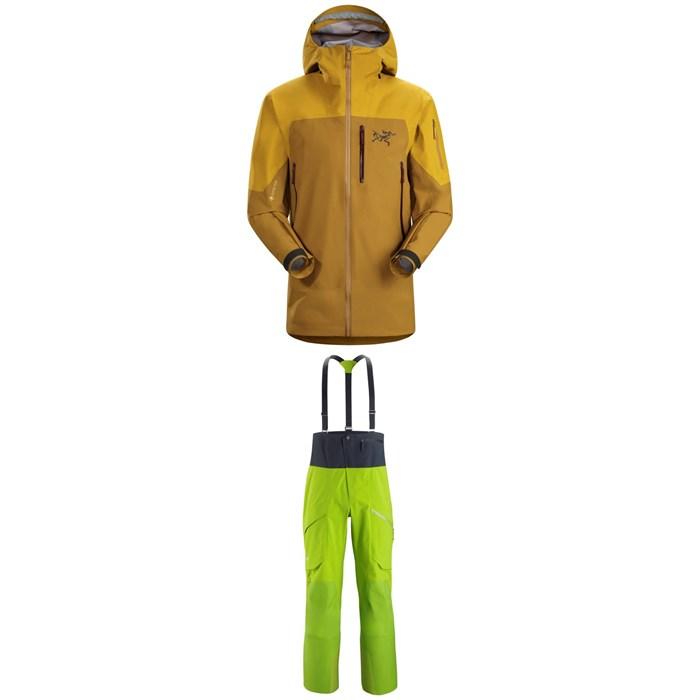 Arc'teryx - Sabre LT Jacket + Rush LT Pants