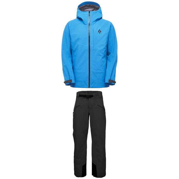 Black Diamond - Recon Stretch Ski Shell Jacket + Pants
