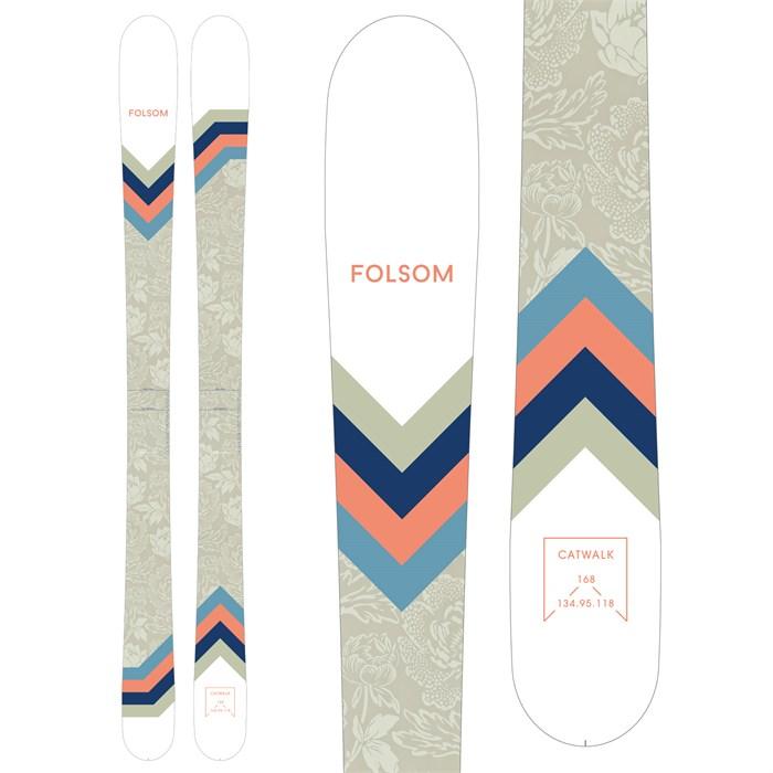 Folsom Skis - Catwalk Skis - Women's 2021