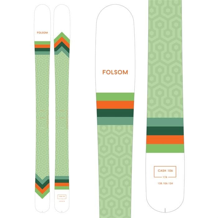 Folsom Skis - Cash 106 Skis 2020