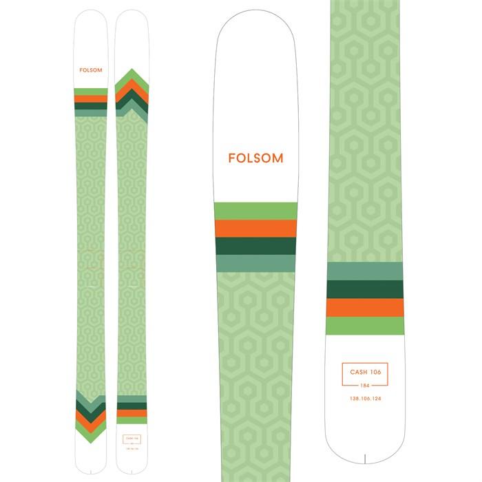 Folsom Skis - Cash 106 Skis 2021