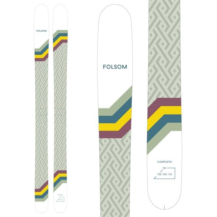 Folsom Skis - Completo Skis 2021