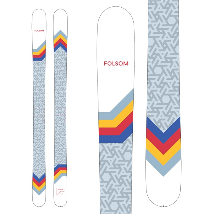 Folsom Skis - Primary Skis 2020
