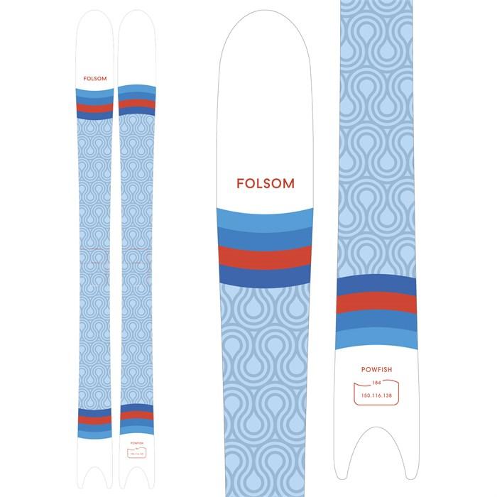 Folsom Skis - Powfish Skis 2021