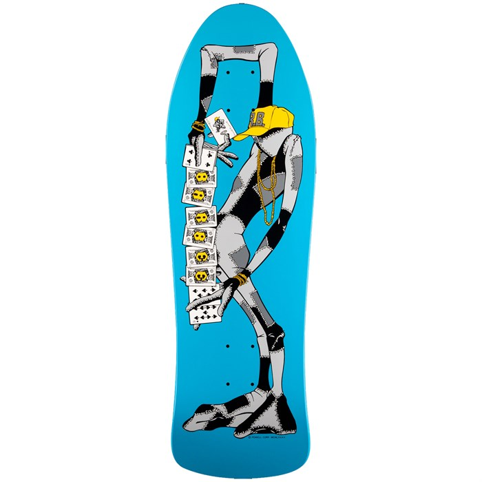 Powell Peralta - Barbee Ragdoll 10.0 Skateboard Deck