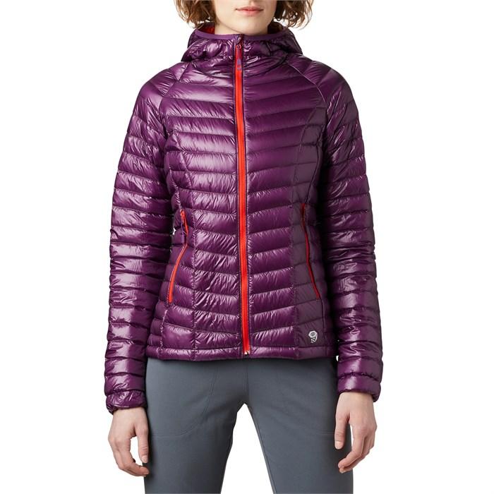 Mountain Hardwear - Ghost Whisperer™ Hooded Down Jacket - Women's
